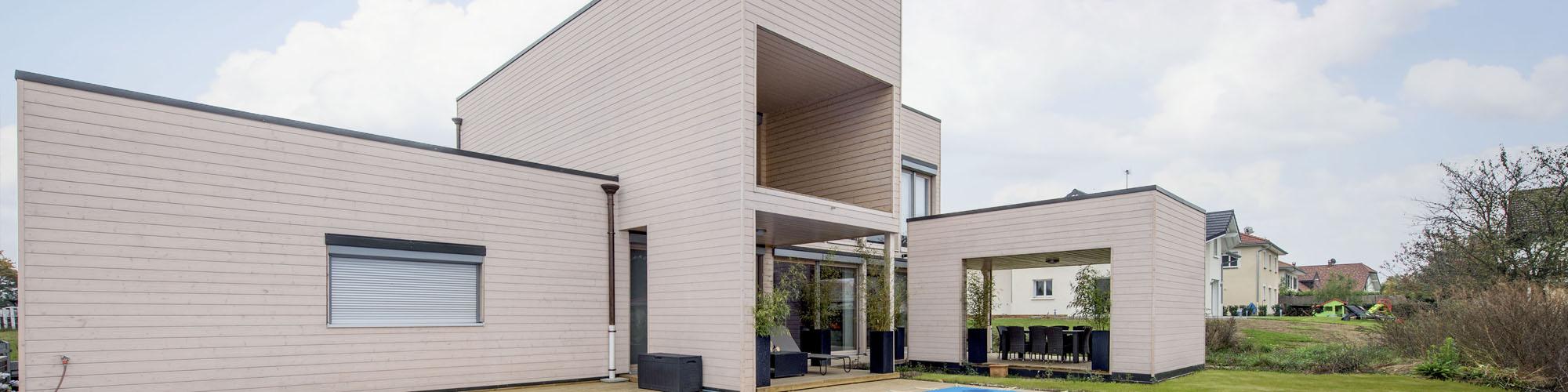 Constructeur Maison Bois Rhone Alpes – Maison Moderne